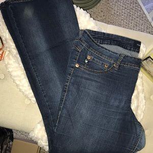 Source of Wisdom jeans, size 16